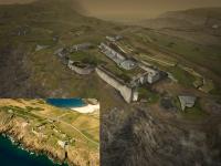 Festung of La Varde