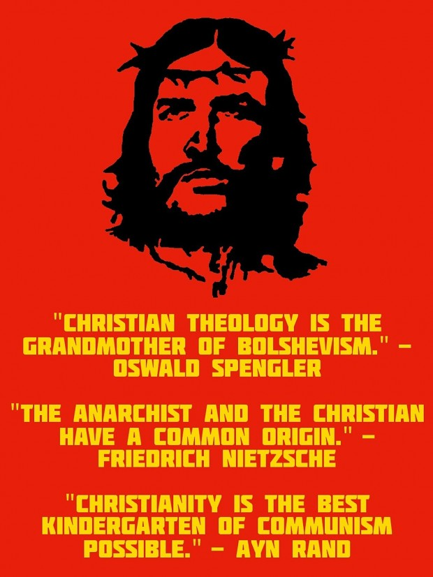 Communism and Christianity
