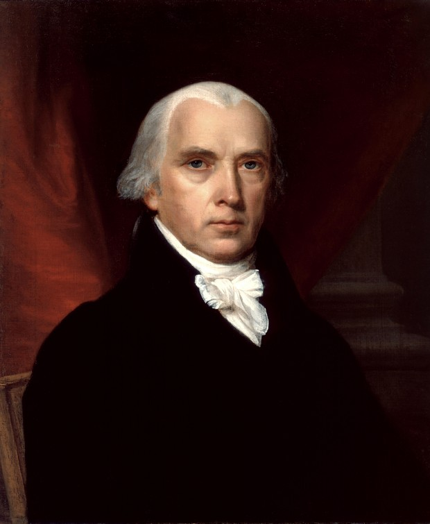 James Madison - On The Greatest Source Of Power Toxins?
