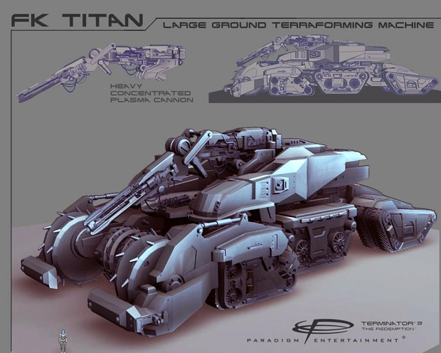 Sith Titan