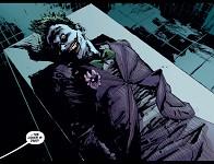 The Joker is dead