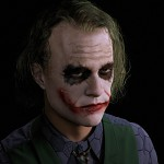 CGI Joker (Heath Ledger)