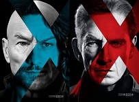 """Days of future past"" Professor X and Magneto"