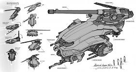 TR-800 Warhammer Siege Tank