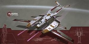 Aurora-Aggressive Reconnaissance Fighter