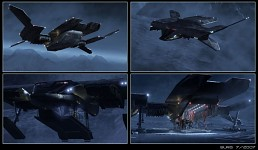 "CT-60 ""Sudden"" Dropship"