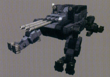 Quasar - Heavy Assault Walker
