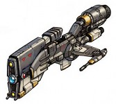 X-800 Droid Escort Frigate