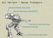 All Terrain - Recon Transport