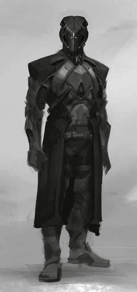 Concept Armor (Final, most likely)