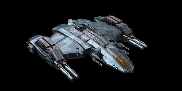 Liberator-Class Heavy Bomber/Gunship