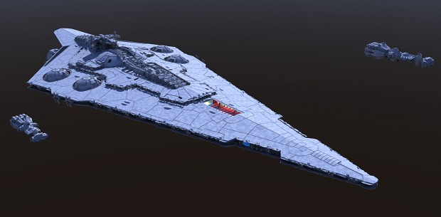 Interdictor Battle Cruiser