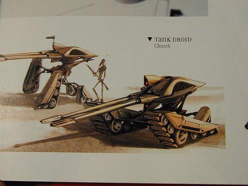 IG-214Tank Droid