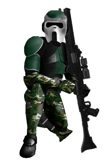 Sniper Recon Armor