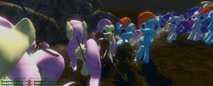 Little Ponies Mod for Mount and Blade Warband!