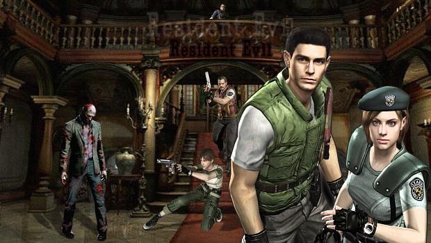 Resident Evil - The Game