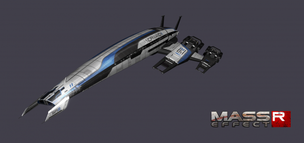 Normandy SR2 in High Resolution
