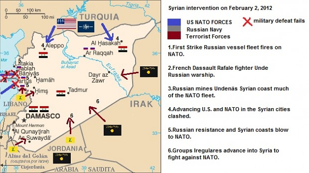 """Operation New Tomorrow"" February 2, 2012 Syria"