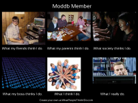 Modding and ModDB.