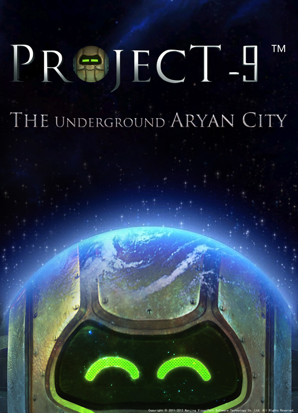 Project 9 : The Underground Aryan City