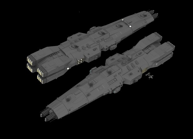 Reliance Assault Ship
