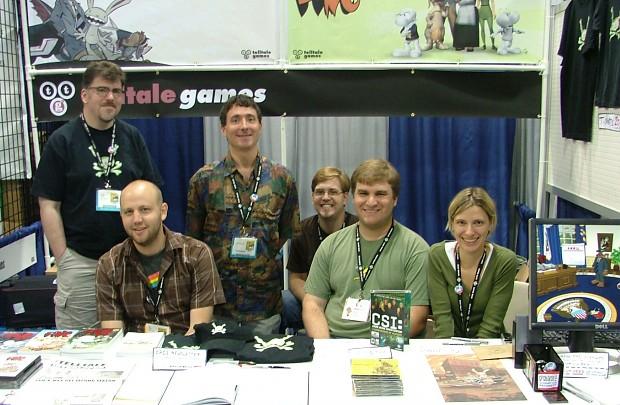 Telltale Games at ComicCom 2007