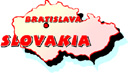 Logo Slovenska z neznámé americké stránky