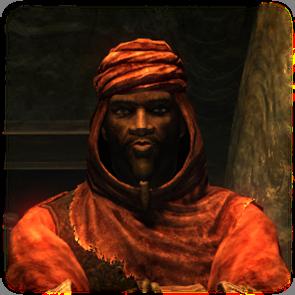 Characters of Skyrim