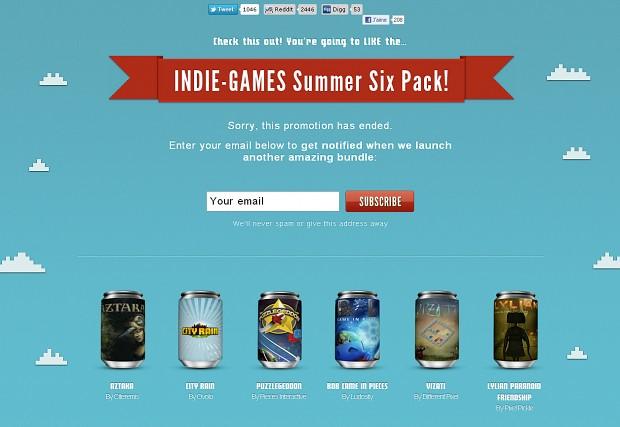 Summer Six Pack