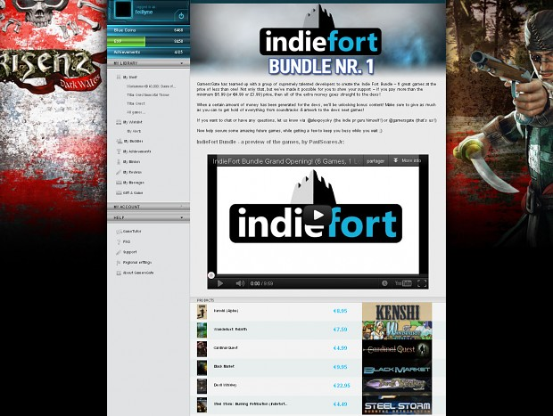 Indiefort Bundle #1