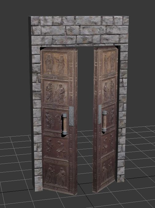 Second type of door.