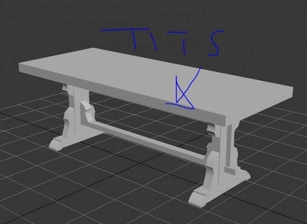 New type of Table.