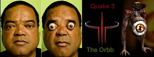 Game to real quake 3 orbb