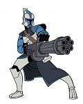 ARC With a big gun