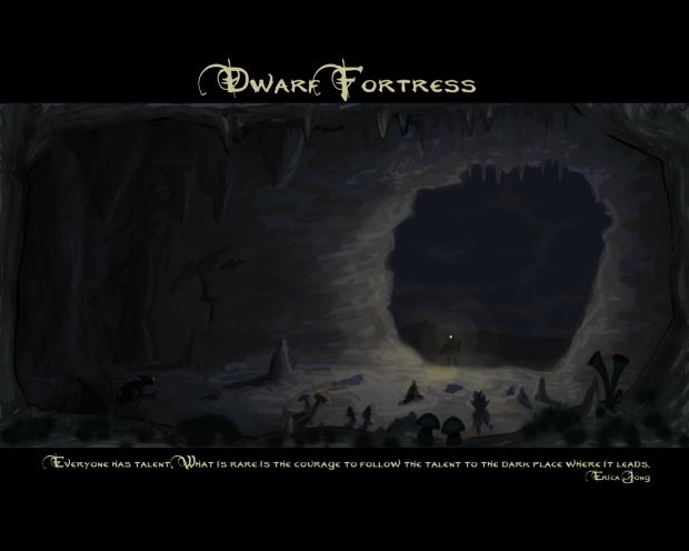 Dwarf Fortress Desktop