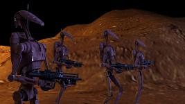 Geonosis Battle Droids