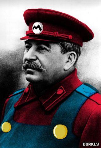 More Stalin Parody