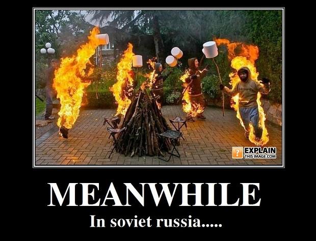 Soviet Russia Funnies 2