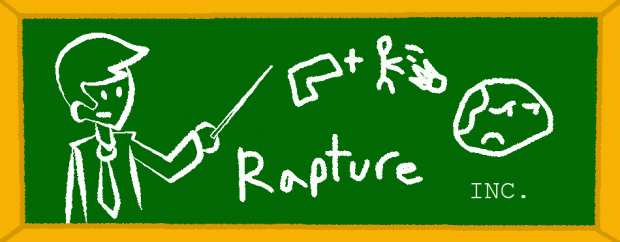 Alpha Banner for Rapture .inc
