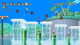 Wii u Launch titel : New Super Mario bros Wii u