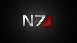 Mass Effect N7 Wallpaper