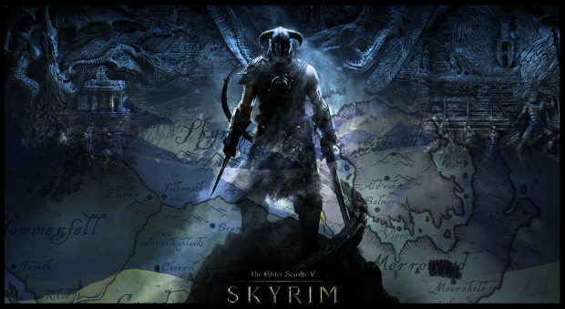 Skyrim - Very Cool Wallpaper