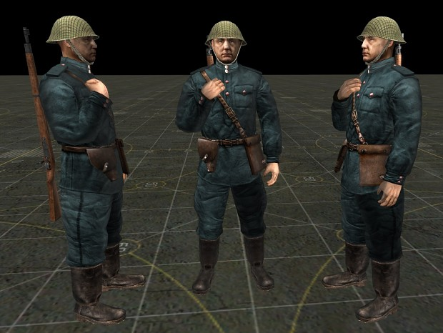 Dutch soldier