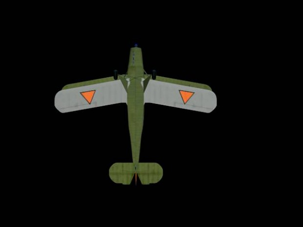 Fokker C-X if i mistake tell me
