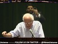 Bernie Sanders gets Booed by supporters at Democratic National Convention