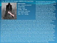Character Bio - Darth Carnious