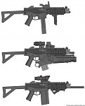 Adaptive Carbine Series