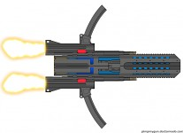 Demon Class Battlecruiser