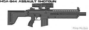 HDA-844 Assault Shotgun