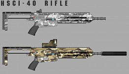HSCI-40 Rifle